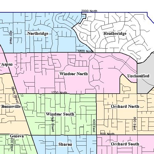 Windsor Homes for Sale Orem Utah